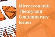 دانلود کتاب «Microeconomic Theory and Contemporary Issues»